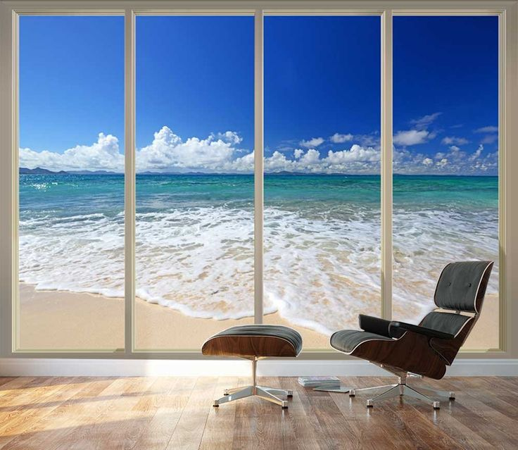 1000 images about wall murals on pinterest beach for El paradiso wall mural