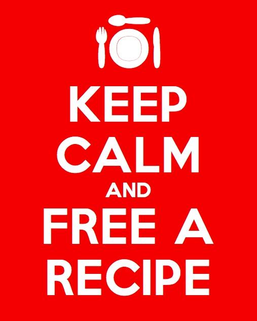 31 gennaio 2013 - Liberiamo una ricetta