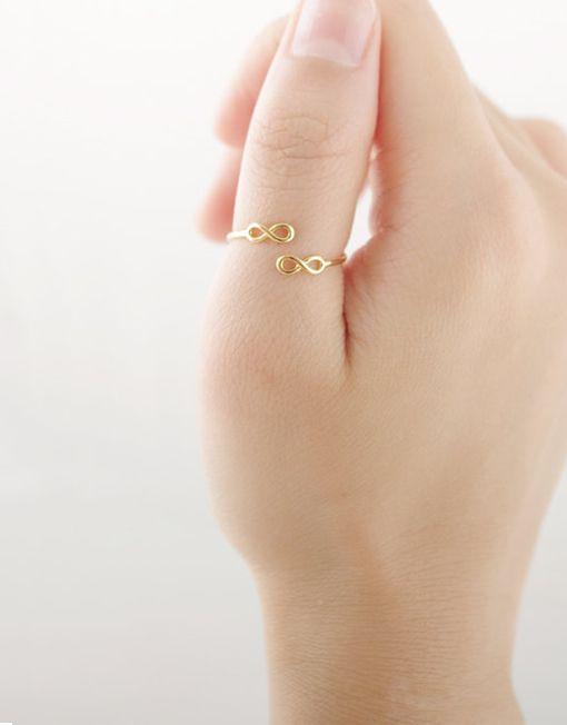 7,50€ - GOLDEN INFINITE RING | SRTALAURIS, jewelry&design