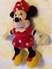 Disney Store Minnie Mouse Plush