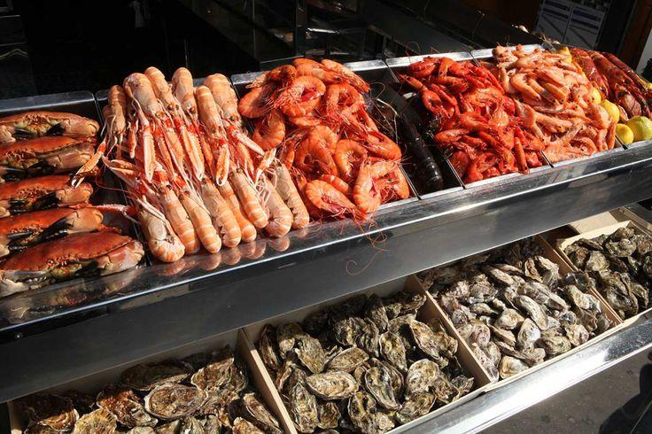 Les 25 meilleures images du tableau mes adresses sur pinterest restaurants fruits de mer et - L ecailler de l ebeniste ...