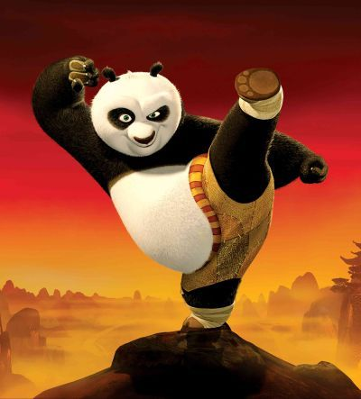 II Panda grassottello che fa impazzire i cinesi   II Panda grassottello che fa impazzire i cinesi.  Kung Fu Panda è un film d'animazione del 2008, diretto da Mark Osborne e John Stevenson e prodotto dalla DreamWorks Animation, che racconta le vicende di un imbranato panda gigante intento ad imparare le arti marziali. Il film è stato presentato fuori concorso al Festival di Cannes 2008.