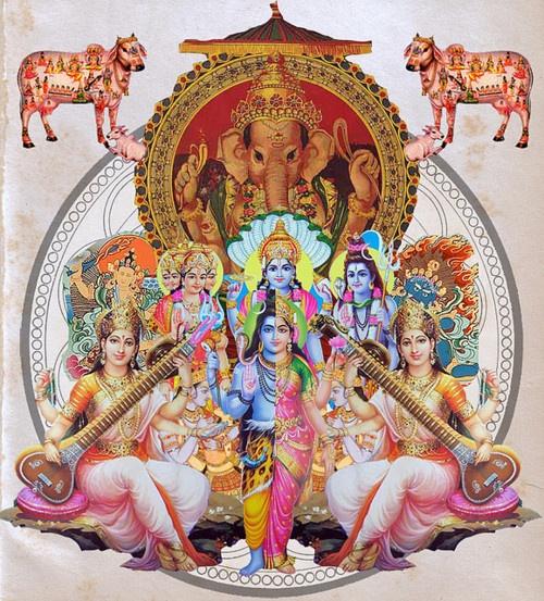 Ganesh Pantheon