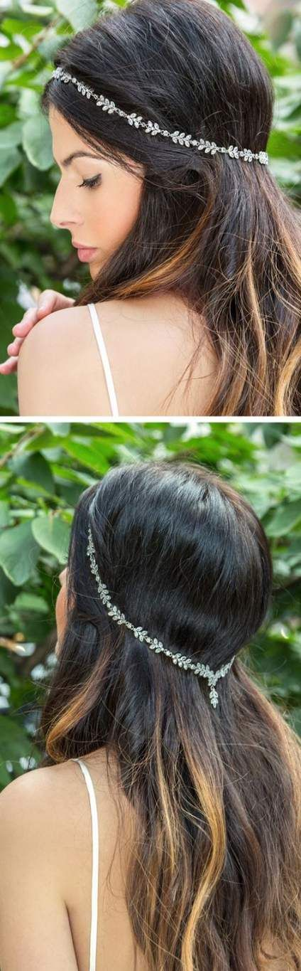 Trendy wedding hairstyles updo with veil sparkle 38 ideas
