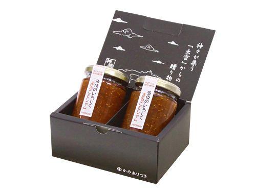 多伎のいちじくまるごとジャム(150g×2本 箱入) | ジャム・蜂蜜,果肉ジャム | だんだんネットショップ