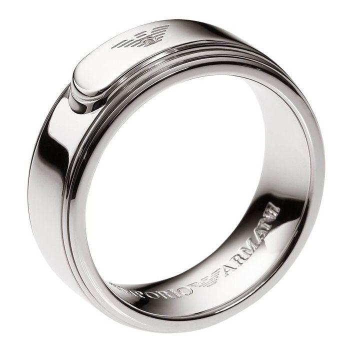 9 best Emporio Armani ringsbracelets images on Pinterest Armani