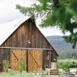 Tin Roof Barn | White Salmon, Washington