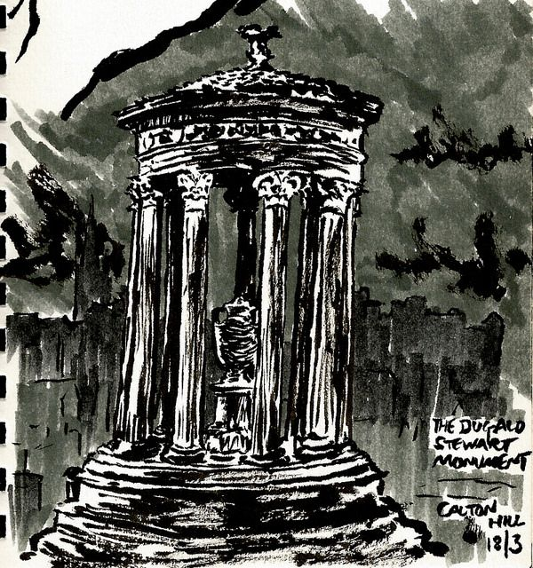The Dugald Stewart Monument | Flickr - Photo Sharing!