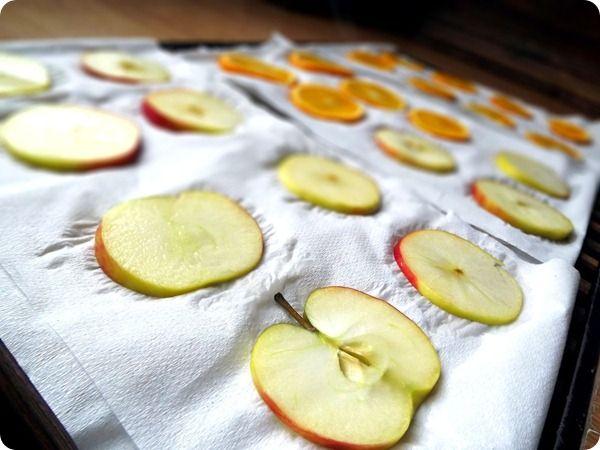 Fruitdrogen voor bijvoorbeeld krans
