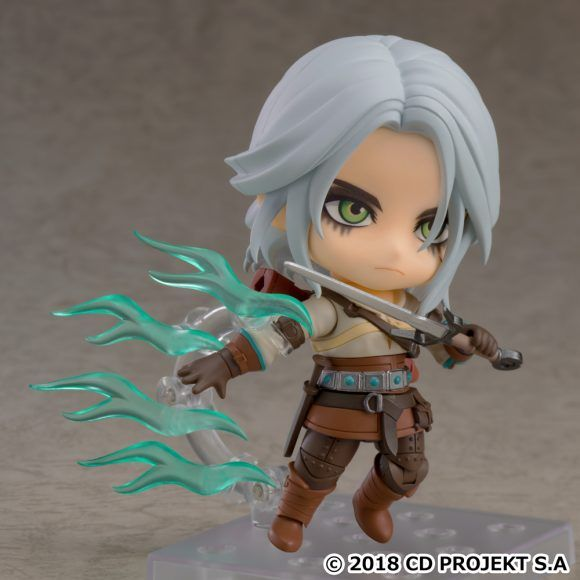Yennefer Wild Hunt The Witcher 3 PRE-ORDER Good Smile Company Nendoroid
