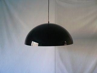 Perspex Dome – Black