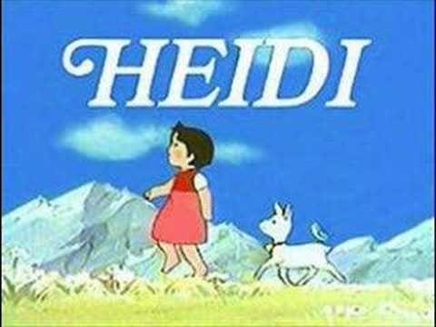 ▶ heidi-sigle tv- cartoni animati ita - YouTube