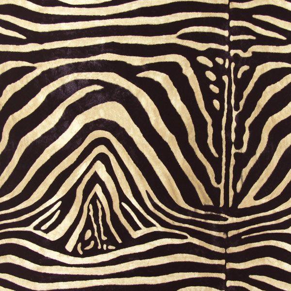 Microsan Zebra - Katoen - Polyester - kleurenmix