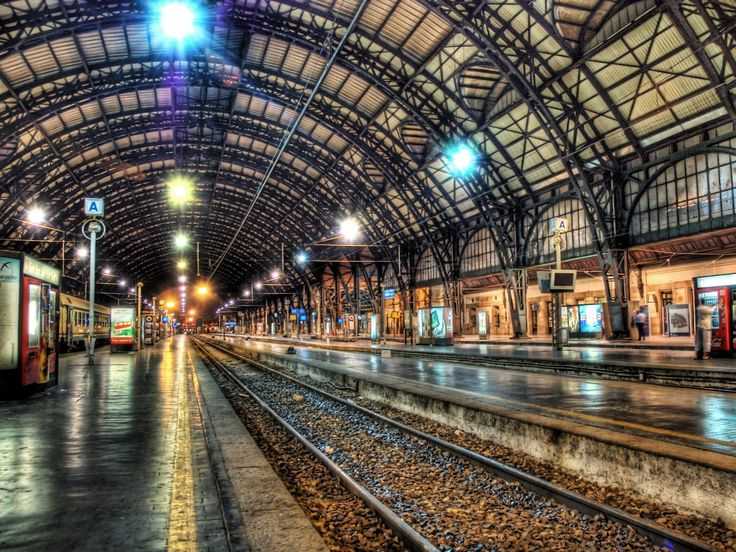 Milan, Italy.: Stunning Photography, Training Stations, Favorite Places, Milan Training, Architecture Interiors, Interiors Design, Hdr Photography, Tuscan Home, Hdr Photos