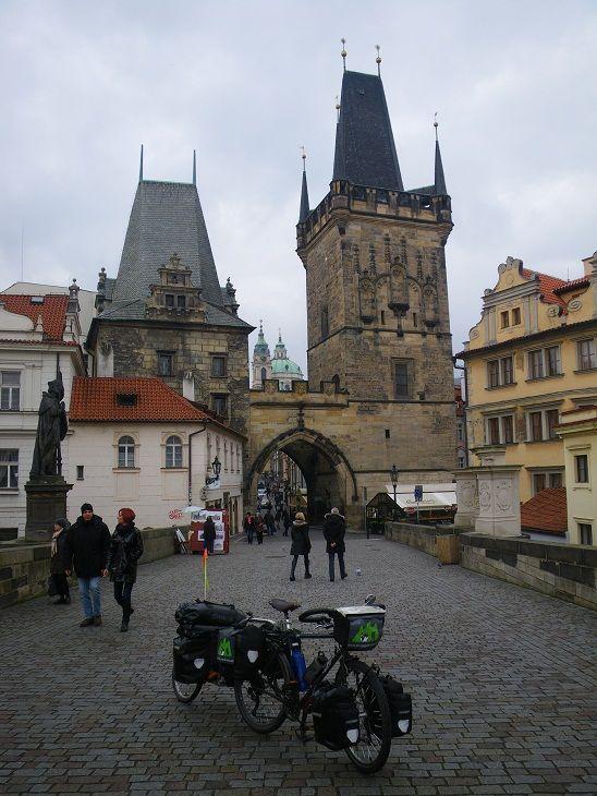 beteteros trailers Evo 2 maraton en Praga