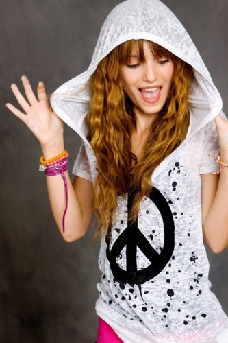 Bella Thorne from Disney Channel's 'Shake It Up'