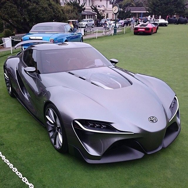 Toyota FT-1 Concept                                                                                                                                                                                 Mais