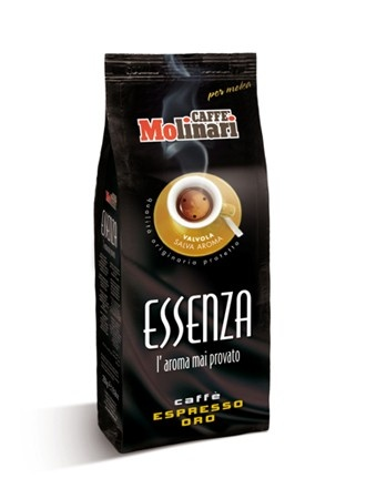 Molinari Essenza Oro, őrölt kávé, 250 gr