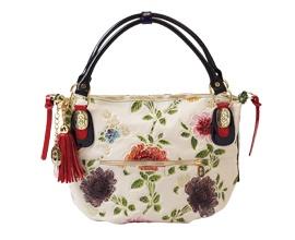 Via Conditti, Designer Hand Painted Bag, $1,495.00, Shop 10-12, Level 1, QVB