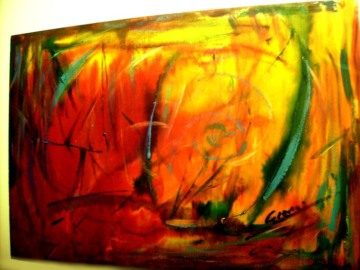 Passione Colore espressionismo moderno DesignGalleryAc Cozzani