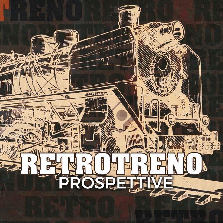 Realizzazione cover e packaging Per il gruppo musicale Retrotreno