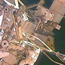 Astronautas arreglan radiador - Diario Digital Juárez  La Nación Costa Rica Astronautas arreglan radiador Diario Digital Juárez Cabo Cañaveral, Florida— Astronautas tuvieron ayer su segunda caminata especial en dos semanas, al realizar labores atrasadas a un radiador afuera de la Estación Espacial Internacional. El comandante Jeffrey Williams utilizó…