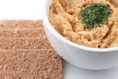 Spicy Harissa and Sesame Houmous - Recipe - HealthySupplies.co.uk. Buy Online.