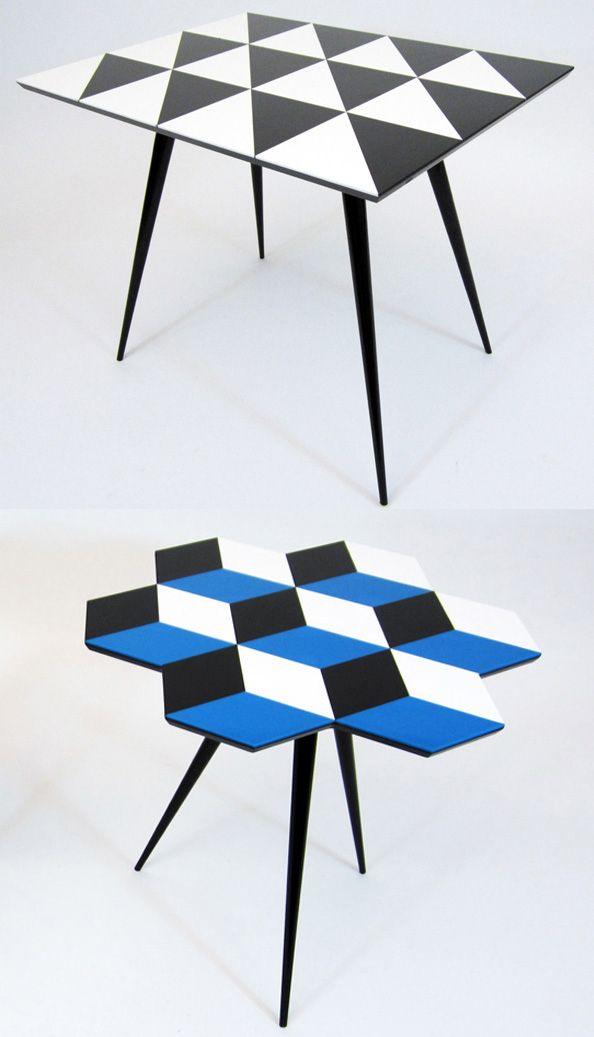 Parquet tables by Rockman & Rockman @ Darkroom