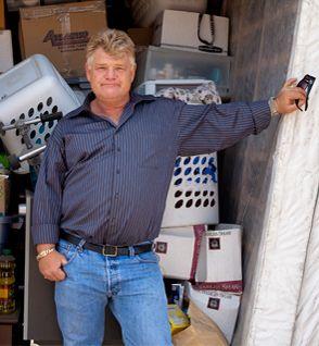 Dan Dotson Auctioneer On Storage Wars