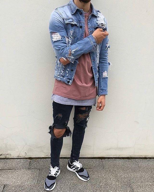 Mens Fashion Denim, Mens Fashion