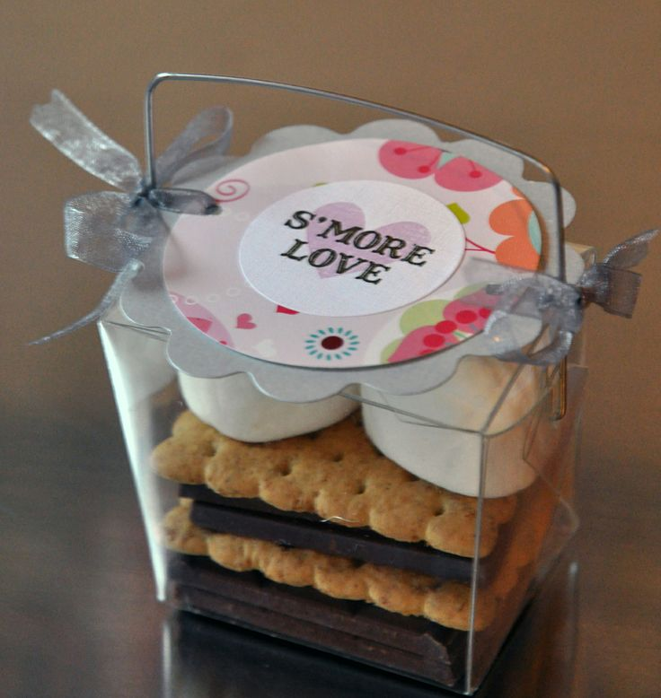 "the creative bag blog: ""S'more"" favors that you will love and a free download to get you started!"