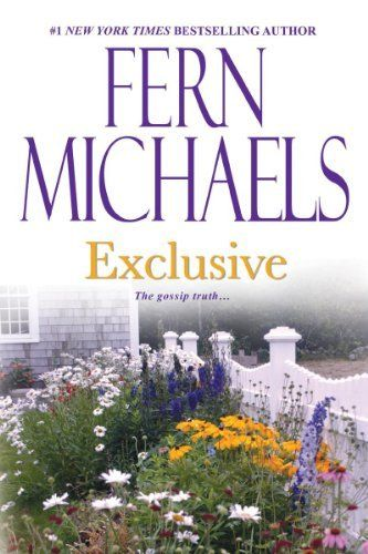 Exclusive (Godmothers) by Fern Michaels, http://www.amazon.com/dp/B003IYI7GE/ref=cm_sw_r_pi_dp_SuRQrb0PTQ0RE