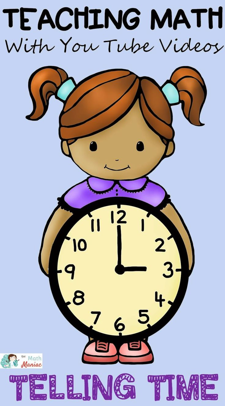 The best songs and videos from You Tube for teaching time.  These make great movement breaks and are excellent for transitions.
