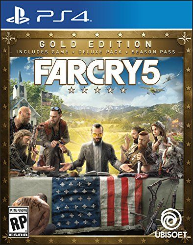 farcry5gamer.comFar Cry 5 Gold Edition - PS4 [Digital Code] Price: Welcome to Hope County, Montana, land of the free and the brave, but also home to a fanatical doomsday cult known as Eden's Gate. Stand up to the cult's leader, Joseph Seed, his siblings, the Heralds, and spark the fires of resistance that will liberate yourhttp://farcry5gamer.com/far-cry-5-gold-edition-ps4-digital-code/