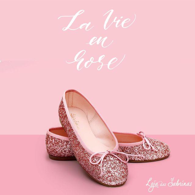 Diga olá ao mês de Julho em tons de cor-de-rosa. ☺