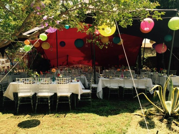 Lovely colourful Tsonga wedding in South Africa
