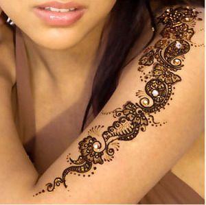 HENNA MEHNDI TATTOO KIT CONES Fresh Hand Made Henna pen | eBay