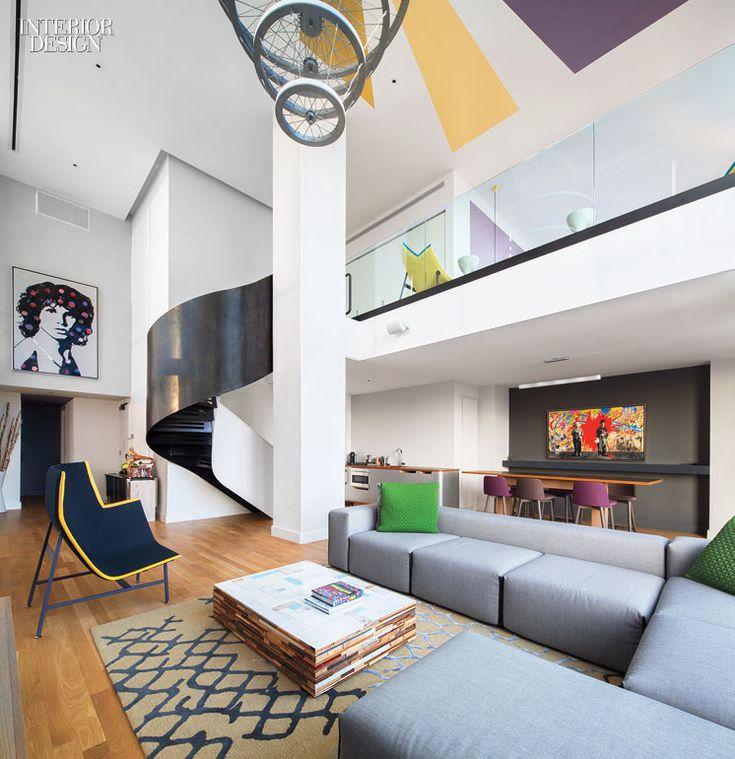 3 must visit manhattan hotels manhattan living room for Ruxxa design hotel 3