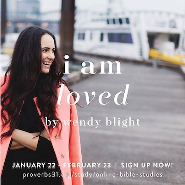 #Repost @p31obs  What are you doing from January 22 to February 23 next year? Wed love for you to join us for our upcoming#P31OBS #IAmLoved by @WBlight . . Have you signed up? No? Its easy. The link is in the profile. . Be sure to tag a friend and invite them too! . If youve signed up put a check mark in the comments.
