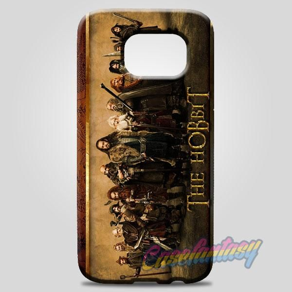 The Hobbit Movie Characters Samsung Galaxy Note 8 Case | casefantasy