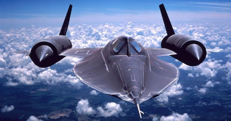 SR-71 Blackbird Pilot Trolls Arrogant Fighter Pilot with Ground Speed Check. - U.S ARMY FOR LIFE