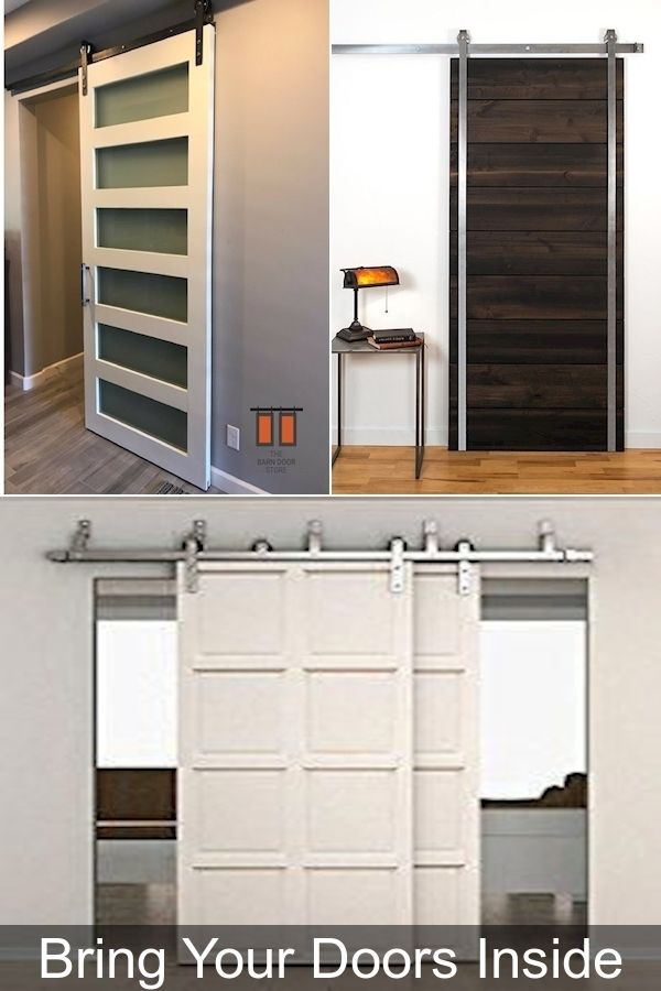 Residential Barn Doors Sliding Barn Door Latch 32 Inch Sliding Barn Door In 2020 Interior Barn Doors Bifold Barn Doors Modern Sliding Door Hardware