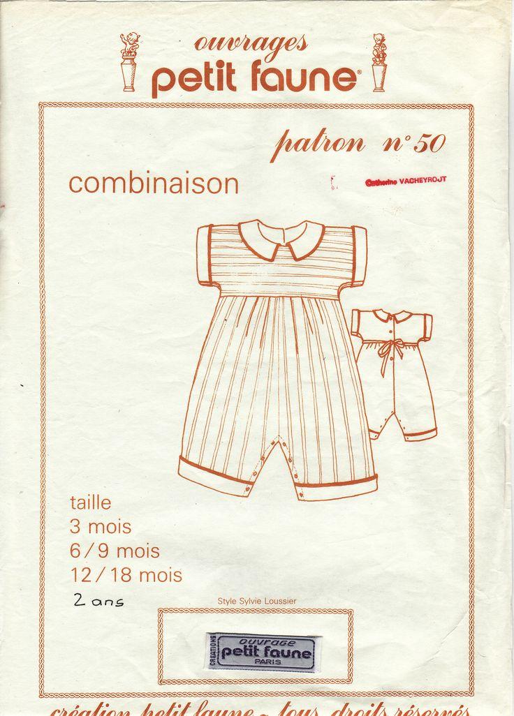 50 - combinaison (3moisà2ans)