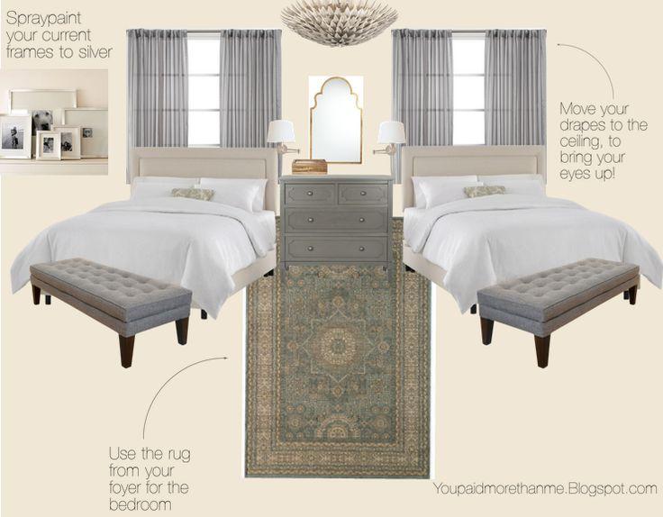Bedroom Design With Bed