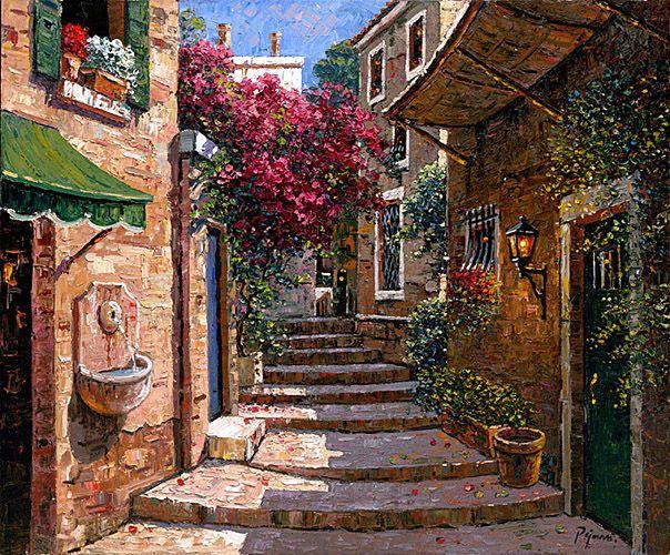 Bob Pejman - Grecian Village