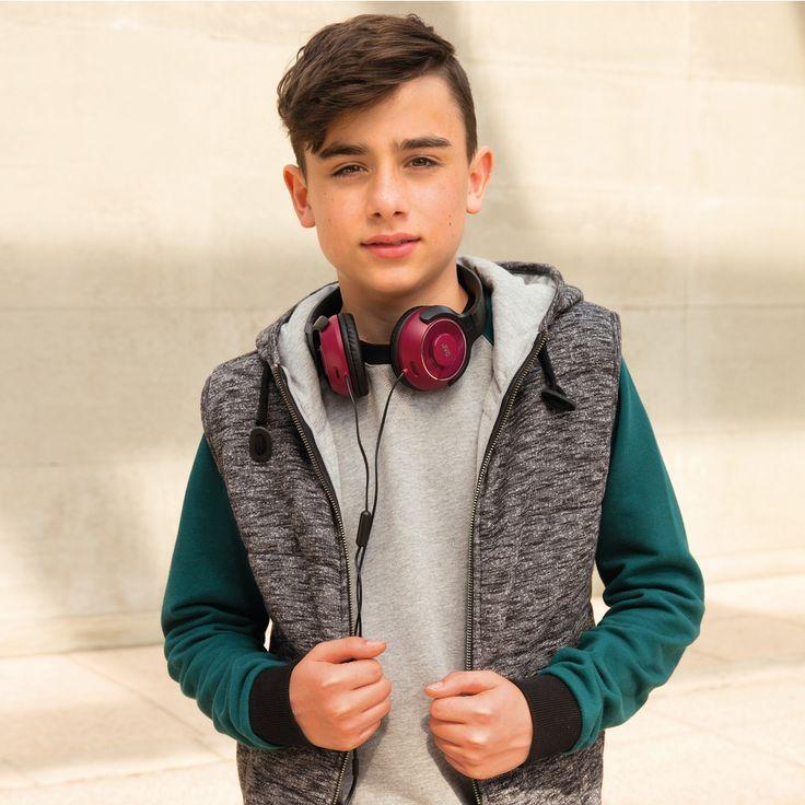 On-Ear-Kopfhörer   beere (577)   Farbe Bekleidung/Hartware   FIT-Z Online Shop   FIT-Z - best for teens