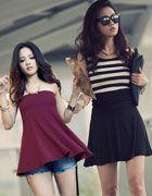 SKIRT/DRESS - 5816BLACK | Baju Korea, Baju Import, Grosir Baju Korea, Grosir Baju Import