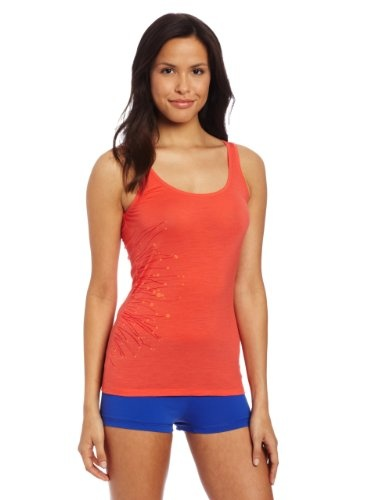 Icebreaker Womens Siren Tank Top.  -96% merino / 4% LYCRA® -Sporty styling -Easy pull over style -Stretchy fabric -bra friendly shoulder straps -ultra light weight