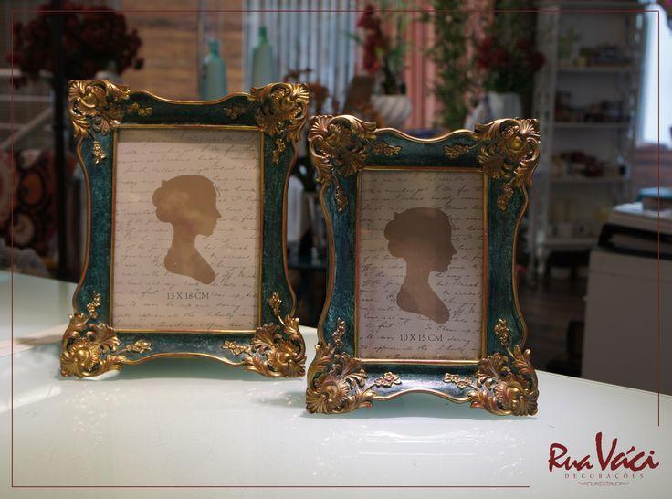 Porta retratos clássicos