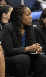 Michigan State women's basketball head coach Suzy Merchant announced the hiring of Amaka 'Mox' Agugua (Uh-mah-kuh Uh-goo-gwa) as an assistant coach on Monday. Agugua spent the last two seasons as an assistant coach and recruiting coordinator at Old Dominion University